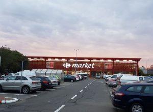 Market Bucuresti Barbu Vacarescu