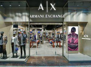 Armani Exchange Baneasa Shopping City