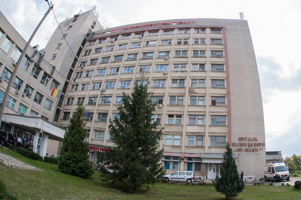 spitalul copii sfanta maria