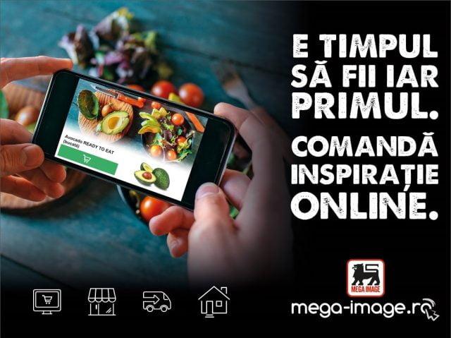 Mega Image Supermarket Online