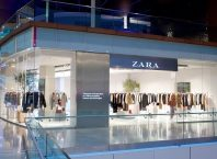 Zara pop-up store Stratford