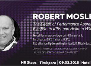 HR Steps Timisoara