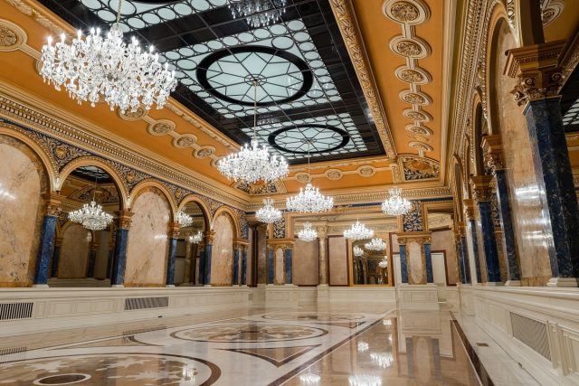 Grand Hotel du Boulevard Bucuresti