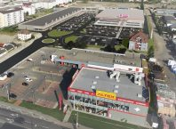 element development bistrita retail park