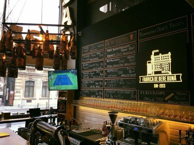 Romanian Craft Beer