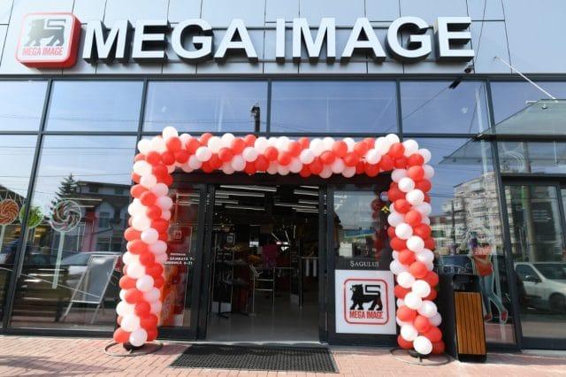Mega Image Sagului Timisoara