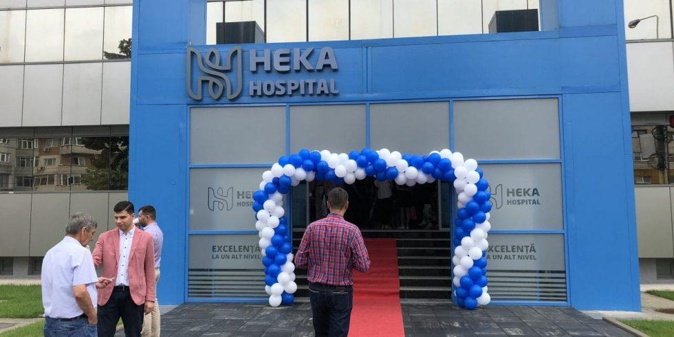 heka hospital constanta