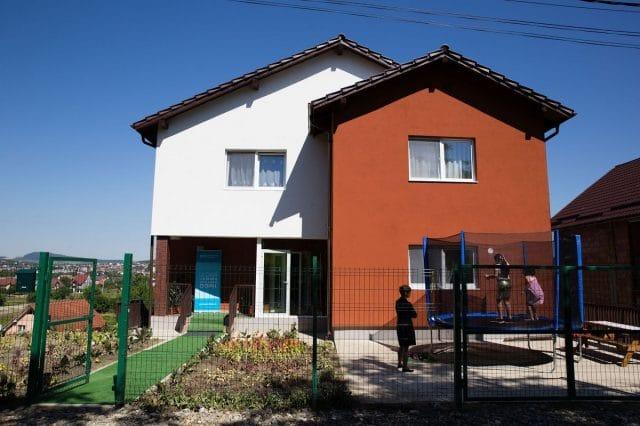 homes and hopes for children bistrita