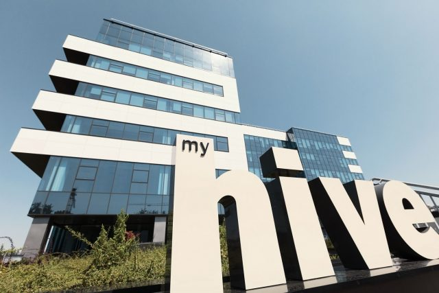 myhive Metroffice immofinanz