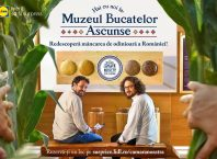 Muzeul Bucatelor Ascunse Lidl Romania