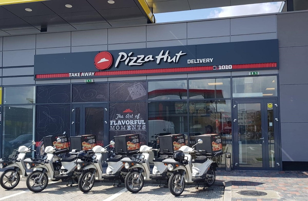 Pizza Hut Delivery Brasov