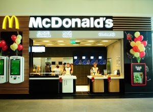 McDonald's Iulius Mall Timisoara