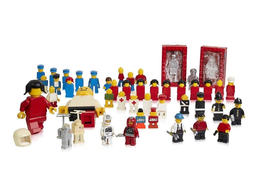 Prototipuri minifigurine 1975-1978 LEGO