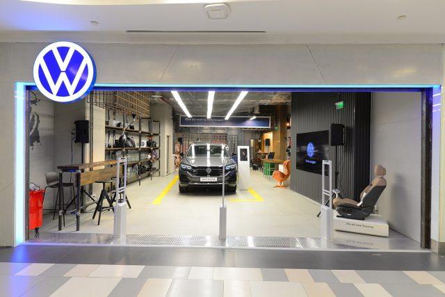 Volkswagen Plaza Romania