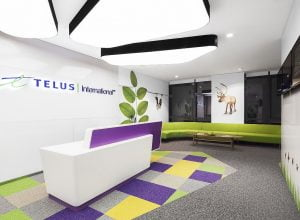 Birouri TELUS International
