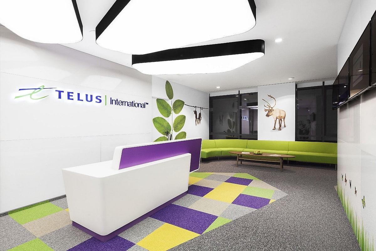 Birouri TELUS International