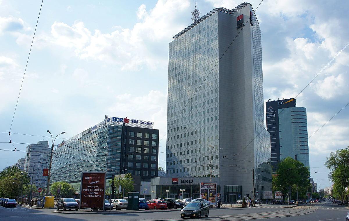 Piata Victoriei - zona de birouri