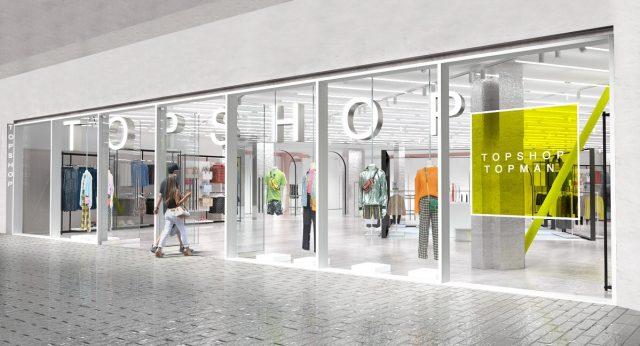 TOPSHOP TOPMAN Bucuresti Mall Vitan