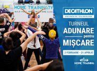Decathlon Adunare pentru miscare