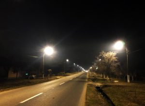 Smart Street Lighting Frumuseni