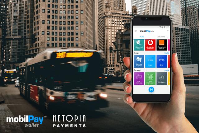 mobilpay Transport Constanta Resita