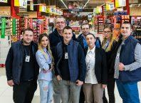Angajati Carrefour