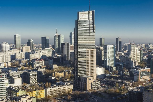 Warsaw Trade Tower
