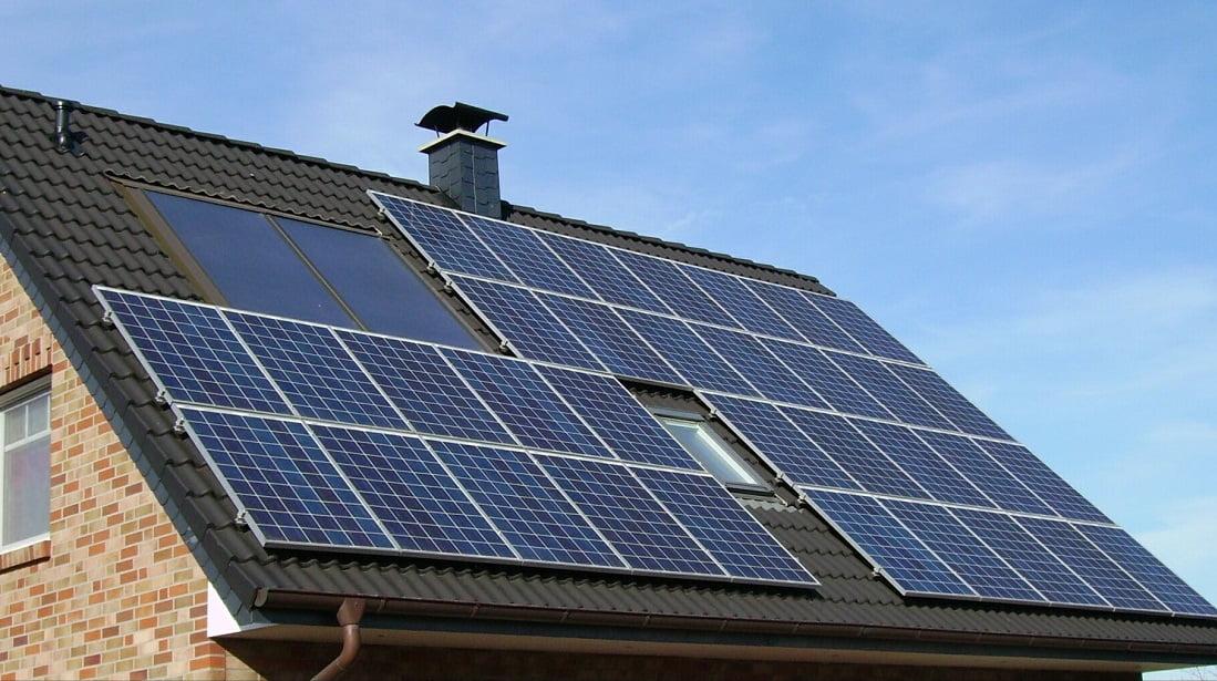 panouri fotovoltaice casa