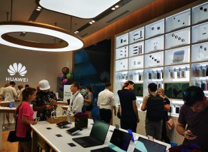 Huawei Experience Store Baneasa