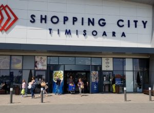 Usa GEZE Shopping City Timisoara