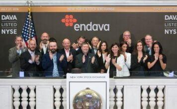 ENDAVA NYSE