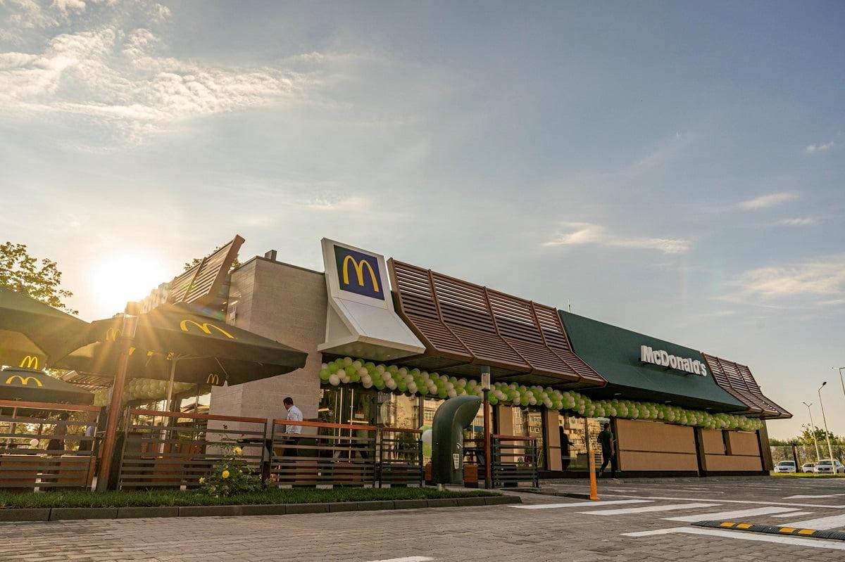 Restaurant McDonald's Slatina