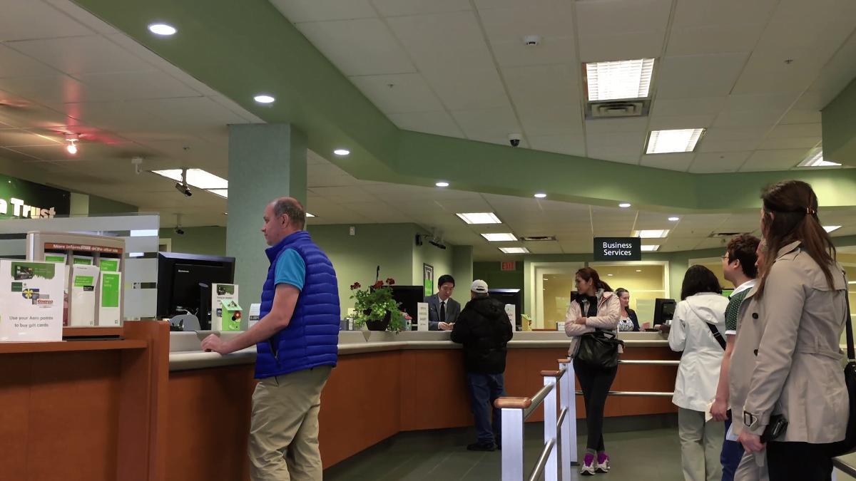 interior banca