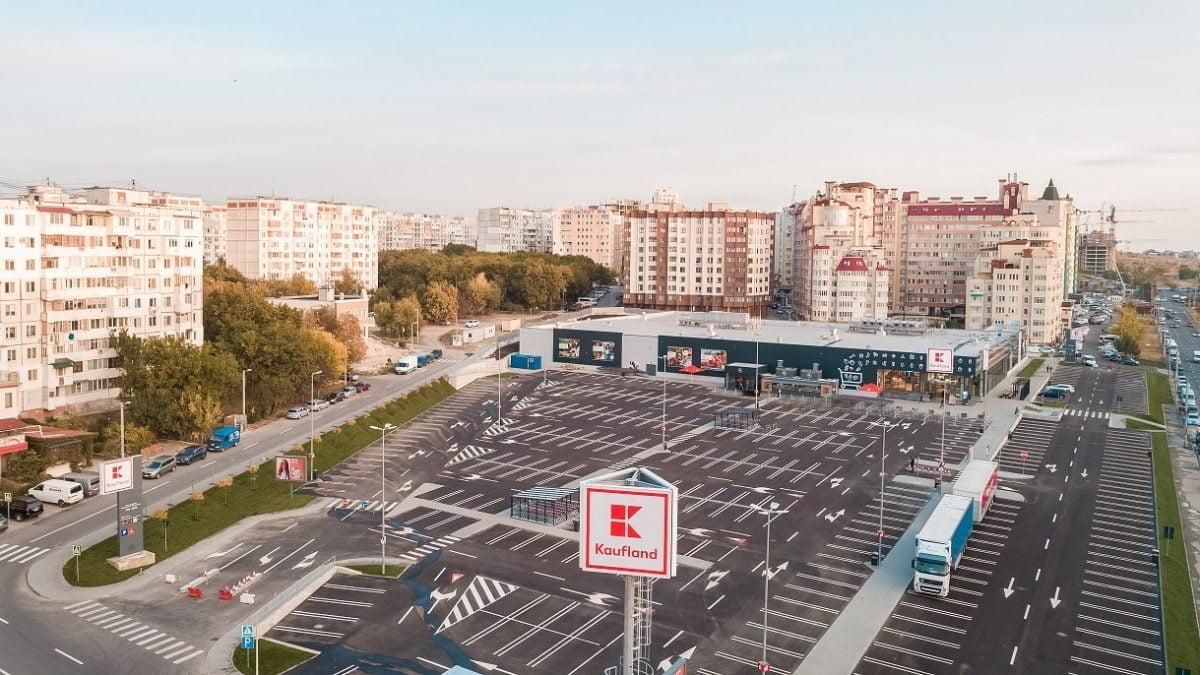 Kaufland Chișinău Republica Moldova