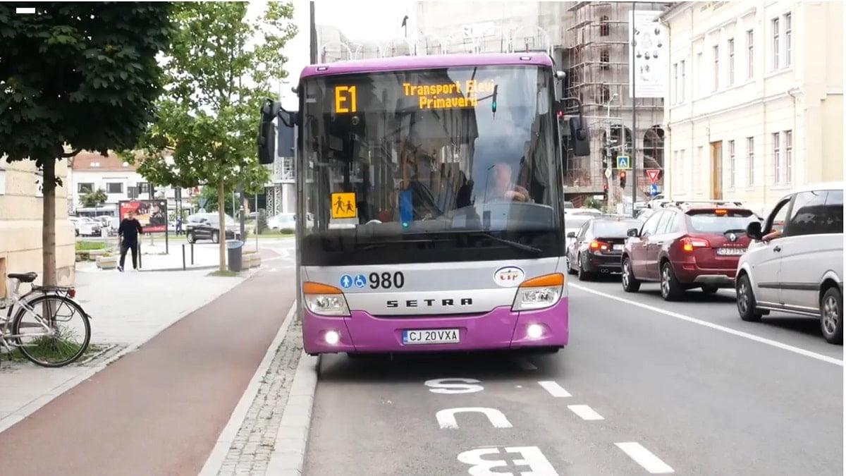 autobuz elevi cluj napoca