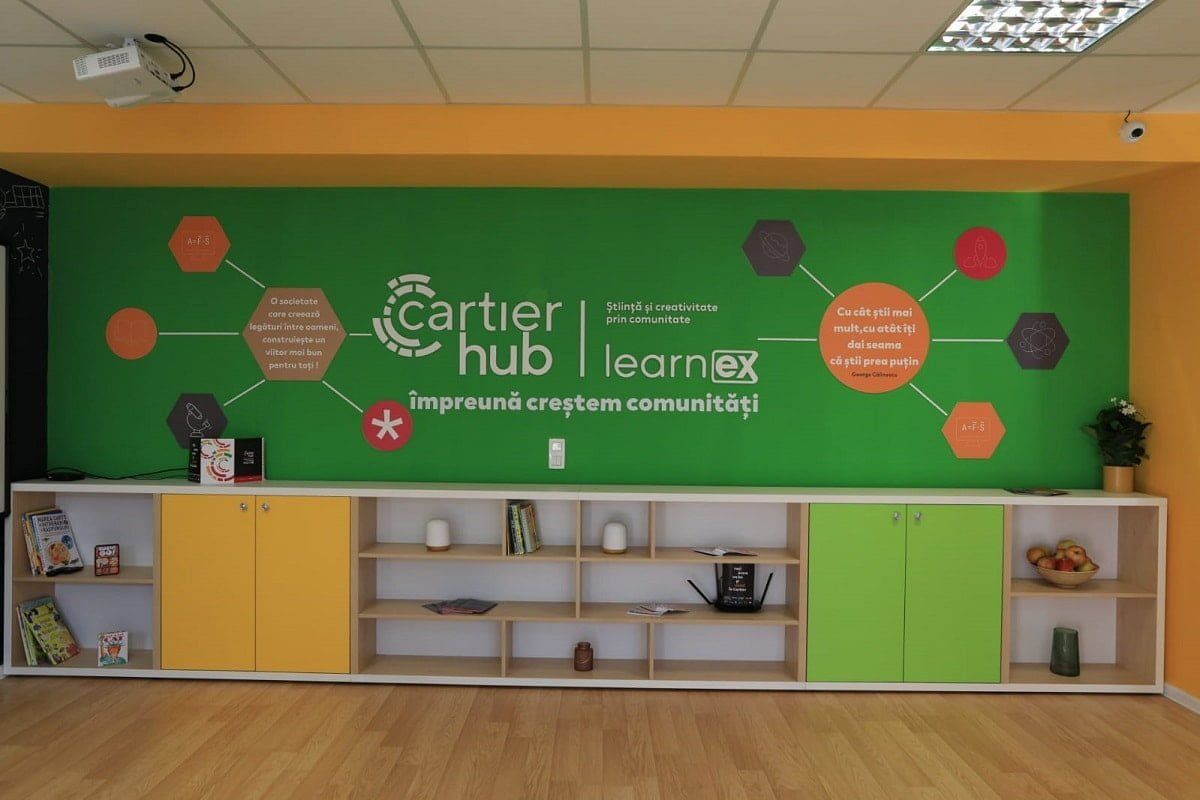 Cartier Hub prin Learnex