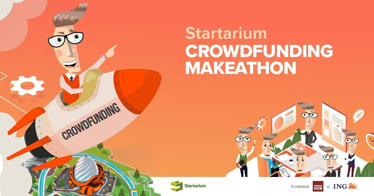 Startarium Crowdfunding Makeathon