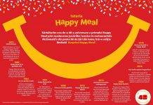 McDonalds Happy Meal 40 ani