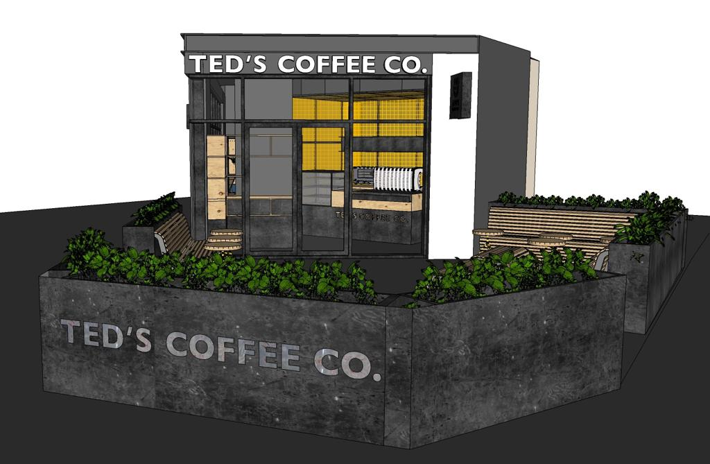 TED'S Coffee Business Center The President