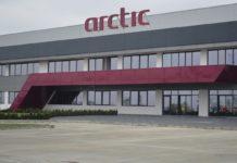 Arctic Fabrica de masini de spalat rufe