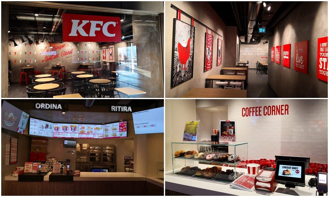 KFC Italia Roma