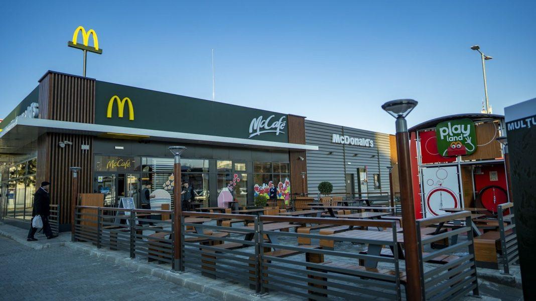 McDonald's Satu Mare