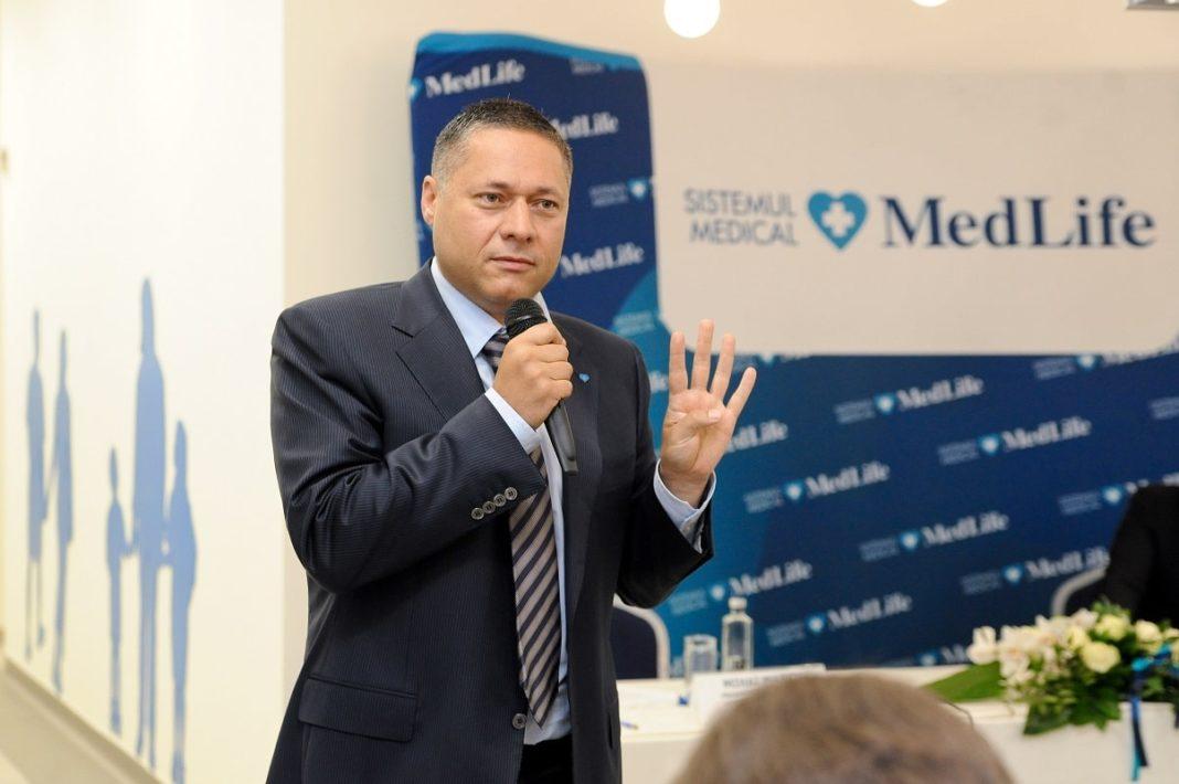 Mihai Marcu Medlife Medical Park