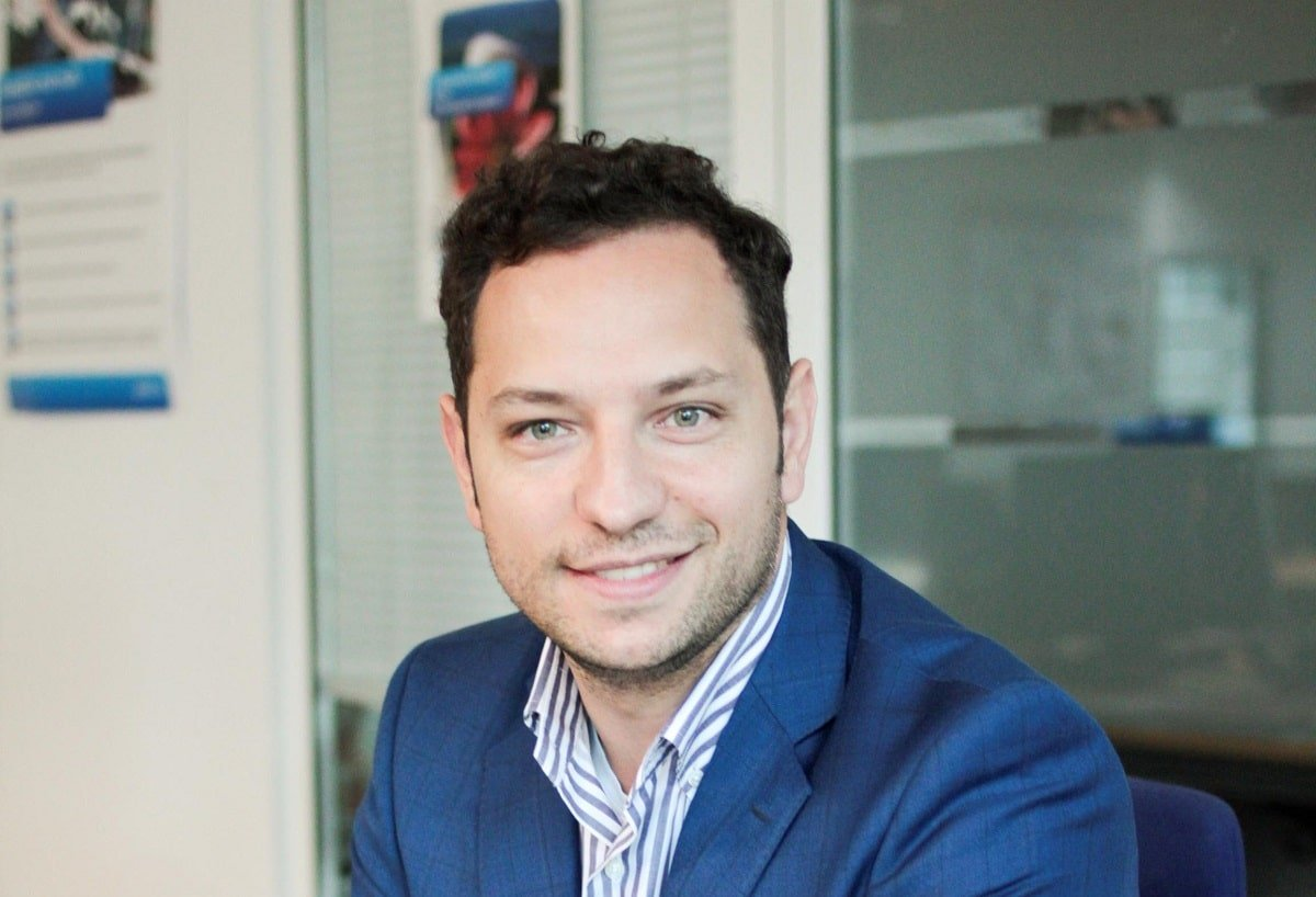 Stelian Bogza cofondator BenefitOnline.ro