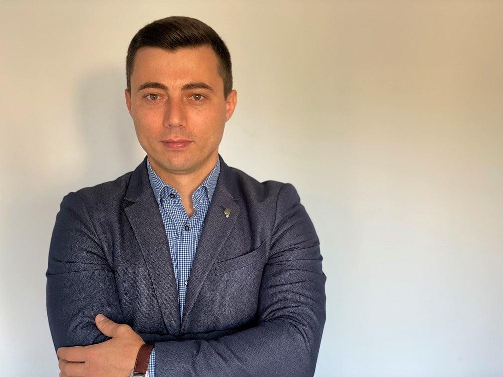 Cristi Movila Country Manager VTEX Romania