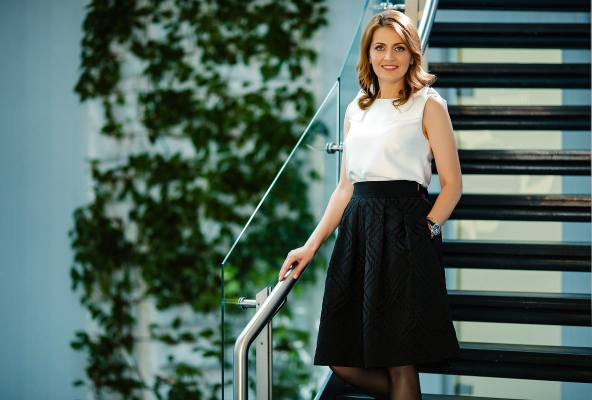 Lucia Costea CEO Secom