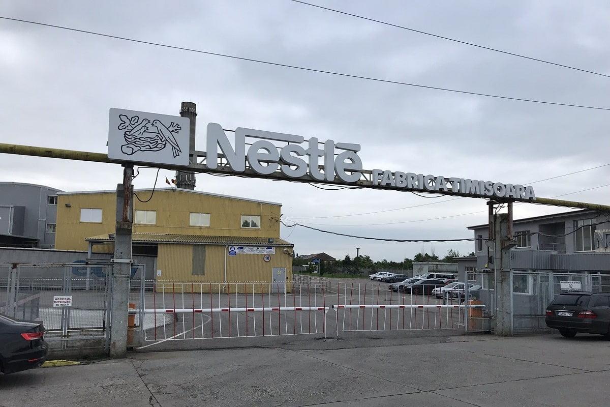 Nestle Timisoara
