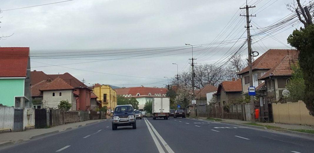Reabilitare iluminat public Alba Iulia