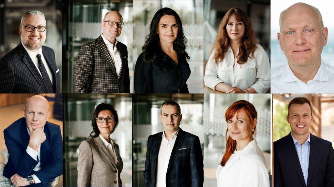 Senior Leadership Team Skanska commercial development business unit CEE