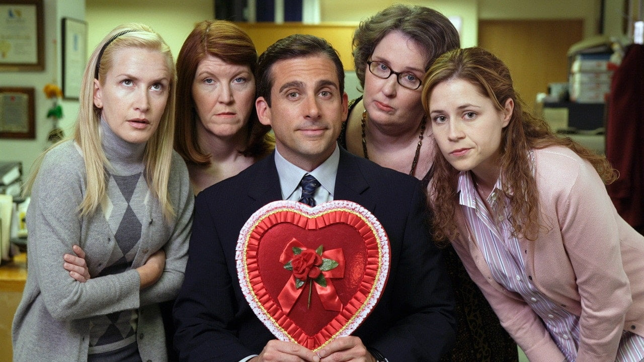 Valentine's Day The Office